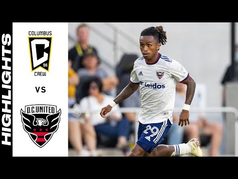 HIGHLIGHTS: Columbus Crew vs. D.C. United   August 04, 2021