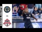 HIGHLIGHTS: Philadelphia Union vs. Toronto FC | August 04, 2021