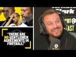 """NO GENTLEMEN AGREEMENTS IN FOOTBALL!""🙄Jamie O'Hara says Harry Kane was naive to believe Daniel Levy"