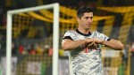 Pep Guardiola discusses Man City links with Robert Lewandowski
