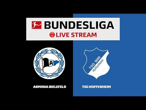 🔴 LIVE   Arminia Bielefeld - TSG Hoffenheim   Matchday 5 – Bundesliga 2021/22