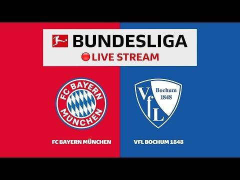 🔴 LIVE   FC Bayern München - VfL Bochum   Matchday 5 – Bundesliga 2021/22
