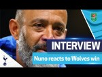 """""""Penalties is not luck!""""   Nuno's post-match interview   Wolves 2-2 Spurs (2-3 on penalties)"""