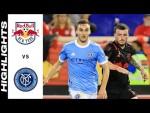 HIGHLIGHTS: New York Red Bulls vs. New York City FC   September 22, 2021