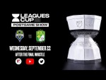 Leagues Cup Final Postgame Show