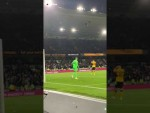 BRILLIANT angle of Gollini's penalty heroics! | Monster Cam!