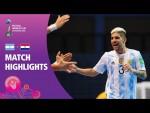 Argentina v Paraguay | FIFA Futsal World Cup 2021 | Match Highlights