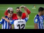 Resumen de Granada CF vs Real Sociedad (2-3)