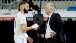 Ancelotti backs Benzema for Ballon d'Or