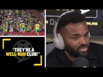 """""""THEY'RE A WELL-RUN CLUB!"""" Darren Bent says Norwich are maintaining financial stability!"""
