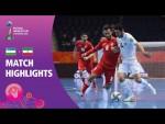 Uzbekistan v IR Iran | FIFA Futsal World Cup 2021 | Match Highlights