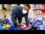 SIGNING DAY | FC Barcelona VLOG