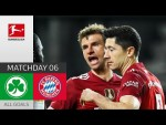 Bayern Unstoppable! Müller Paves The Way | Greuther Fürth - FC Bayern München 1-3 | All Goals | MD 6