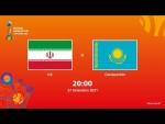 Irã v Cazaquistão | Copa do Mundo FIFA de Futsal de 2021 | Partida completa