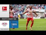 Leipzig put on a show | RB Leipzig - Hertha Berlin 6-0 | All Goals | Matchday 6 – Bundesliga 2021/22
