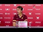 Rueda de prensa Sevilla FC vs RCD Espanyol de Barcelona