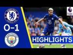Chelsea 0-1 Manchester City | Premier League Highlights