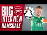 Aaron Ramsdale | 'Proving people wrong is something I thrive on' | The Big Interview