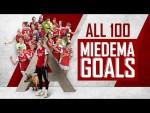 All 100 of Vivianne Miedema's Arsenal goals!