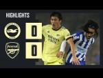 HIGHLIGHTS | Brighton vs Arsenal (0-0) | Premier League