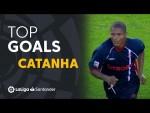 TOP 20 GOLES Catanha LaLiga Santander