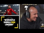 """""""NEWCASTLE SHOULD SIGN LINGARD!"""" 📝 Gabby Agbonlahor lists players who should sign for Newcastle"""