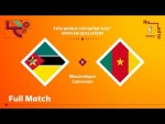 Mozambique v Cameroon | FIFA World Cup Qatar 2022 Qualifier | Full Match