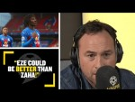 """""""EZE COULD BE BETTER THAN ZAHA!"""" Jason Cundy thinks Eberechi Eze could be a star for Crystal Palace!"""