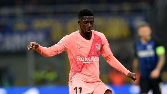 LIGA - Barça is wary of the Ousmane Dembélé case