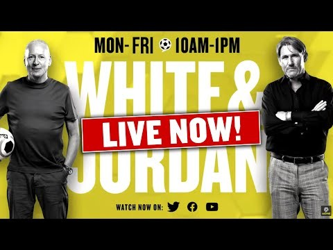 talkSPORT LIVE: White & Jordan | Who will Newcastle sign first?!