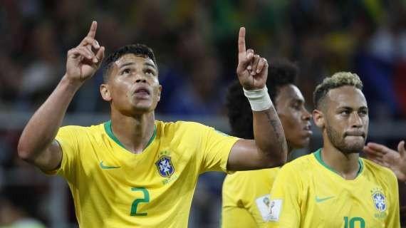 TOP STORIES - Thiago Silva's strong message to Neymar