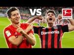 Lewandowski vs Schick • All Goals 2021/22 So Far